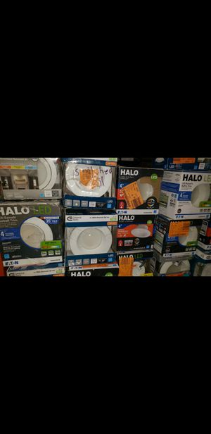 4 inch recessed lights for Sale in Bakersfield, CA