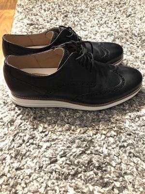 NEW Men's Cole Haan Zero Grand Dress Shoes Black Size 10.5 for Sale in Nokomis, FL