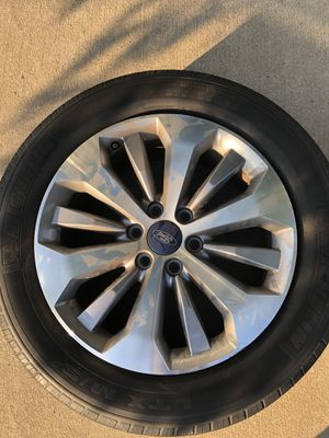 Ford F-150 Alloy wheels, 20 in for Sale in Charlottesville, VA