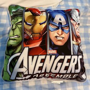 Avengers Throw Pillow For Kids Bedroom for Sale in Hollywood, FL