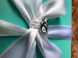 Tiffany Infinity Ring 5.5 for Sale in Libertyville, IL