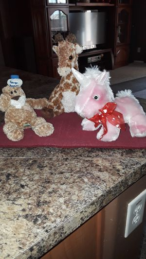 3- Stuffed Toy's for Sale in Laveen Village, AZ