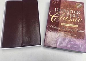 New - ultrathin bible with magnetic closure for Sale in Smyrna, TN