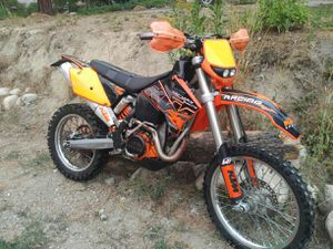 05-450 EXC,street legal. Best Offer or Trade for Sale in Leavenworth, WA