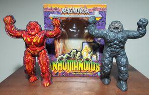 Inhumanoids Magnokor Vintage Action Figure 80s Monster Toy for Sale in Marietta, GA