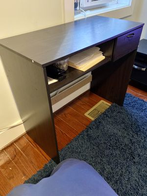 Overstock small one drawer desk for Sale in Washington, DC