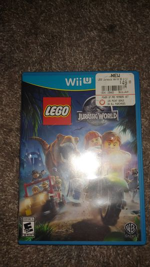 Nintendo Wii u video game for Sale in Phoenix, AZ