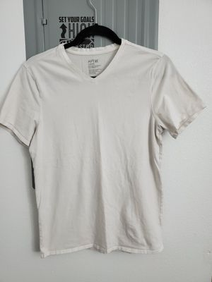 [Used] Apt.9 Lounge Men S White T-shirt for Sale in Redwood City, CA