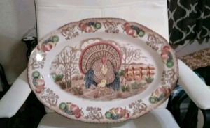 Turkey platter for Sale in Port Neches, TX