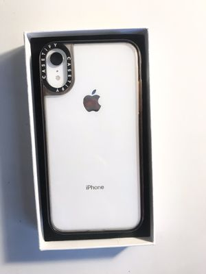iPhone XR CLEAR IMPACT CASE for Sale in Chesapeake, VA