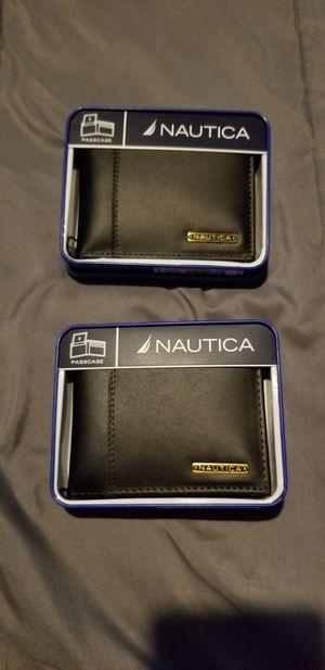 2 nautica wallets for Sale in La Verne, CA