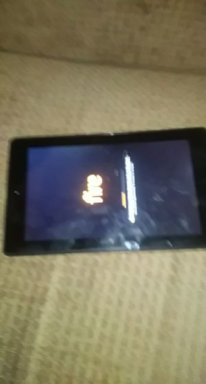 Amazon fire tablet 7gen for Sale in Austin, TX