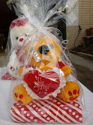 Valentine Teddy Bear for Sale in Whittier, CA