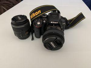 Nikon d5300 DSLR camera for Sale in Orlando, FL