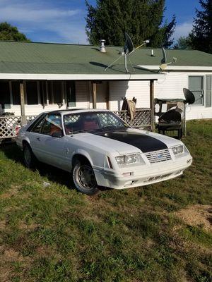 1984 Ford Mustang GT 350 w/302 HO for Sale in Alger, MI