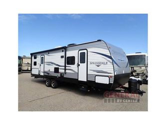 Springdale 280bh travel trailer for Sale in Dallas,  TX