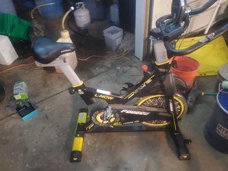 Pooboo stationary bike for Sale in Ellensburg,  WA