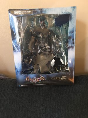 PLAY ARTS ACTION FIGURE NO.1 BATMAN BLACK AND WHITE VERSION for Sale in Hawthorne, CA