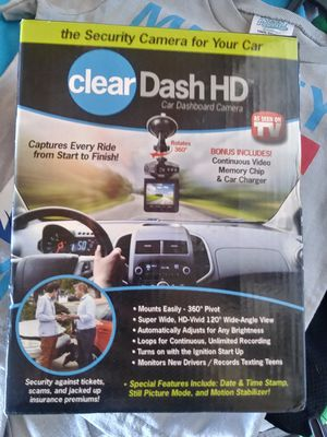 NEW CAR CAMERA for Sale in Fresno, CA