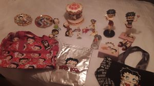 Betty Boop collectable items!!! for Sale in Largo, FL