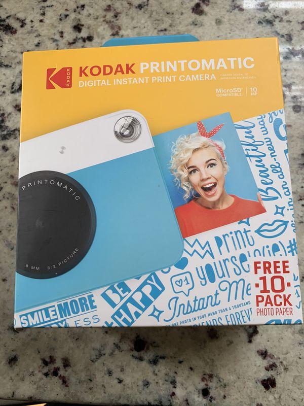 Kodak printomatic