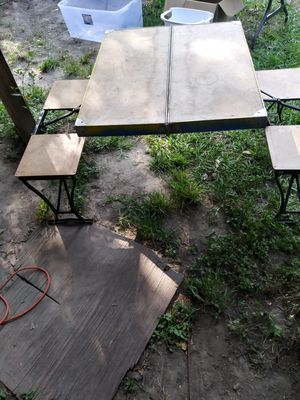 Camper table for Sale in Houston, TX