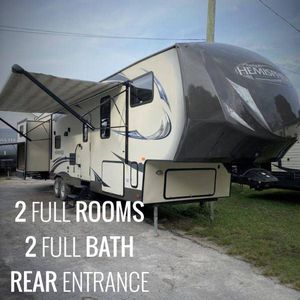 2015 Salem Hemisphere 2 rooms 2 bathroom fifth wheel travel trailer Rv for Sale in Fort Lauderdale, FL