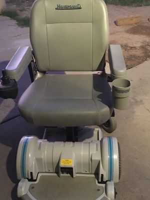 Hoveround MPV 5 Mobility, Power wheelchair, Chair Complete with accessories for Sale in Peoria, AZ