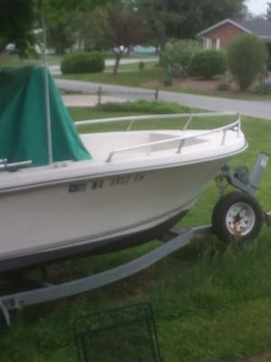 97 kencraft challenger boat for Sale in Charles Town, WV