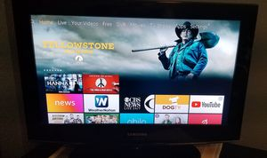 "Samsung 26"" HD LCD TV for Sale in Lincoln, NE"