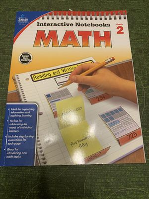 Interactive Notebooks: Math 2 for Sale in Mesa, AZ