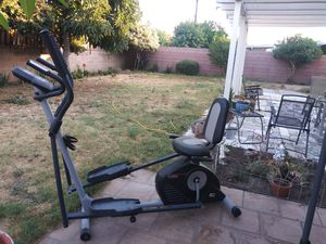 Pro form hybrid trainer elliptical /bike for Sale in City of Industry, CA