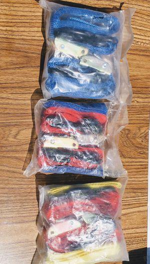 6 NEW Tie down cam straps for Sale in Arlington, WA
