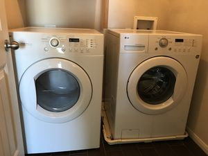 LG Washer and Dryer for Sale in Austin, TX