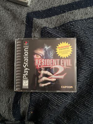 Resident evil 2 PlayStation 1 10/10 condition for Sale in Fresno, CA