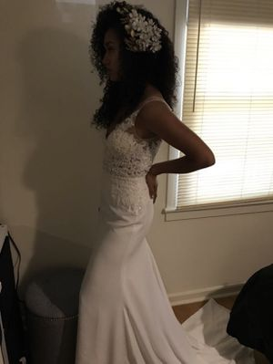 Wedding Dress for Sale in Rockville, MD