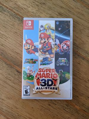 Super Mario 3D All Stars Limited Edition Brand New! for Sale in Rockville, MD