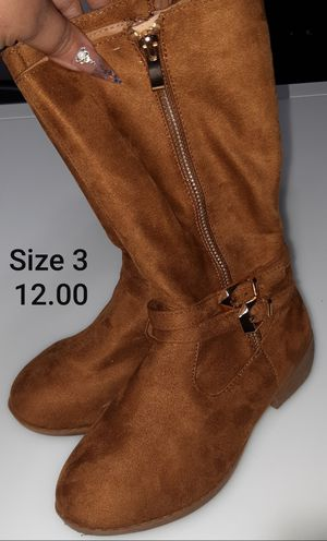 Girl's Boots for Sale in Duncanville, TX