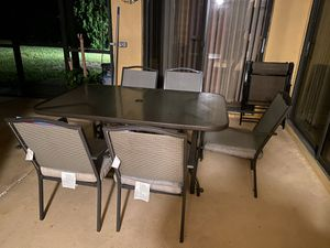 Patio set for Sale in Kissimmee, FL