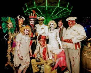 Queen Mary Dark Harbor Tickets ( General Admission ) for Sale in Long Beach, CA