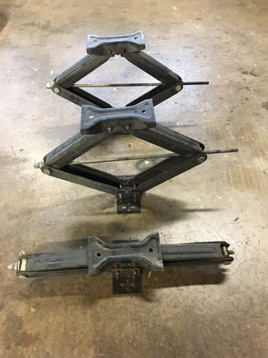 Travel trailer scissor jacks for Sale in Gresham, OR