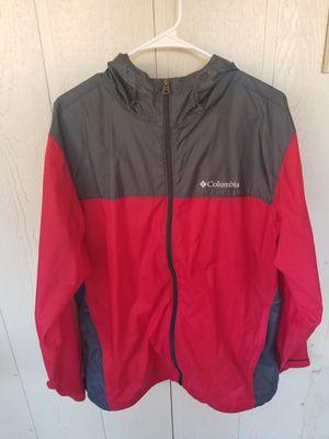 COLUMBIA Windbreaker Hoodie Jacket for Sale in Phoenix, AZ