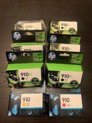 HP 910XL black Ink for Sale in Surprise, AZ