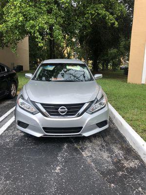 2016 Nissan Altima S (rebuilt title) for Sale in Miramar, FL