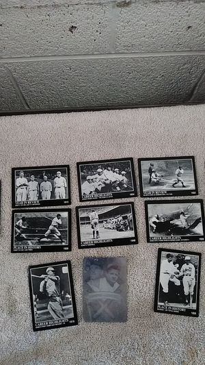 Babe Ruth baseball cards for Sale in Denver, CO