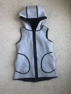 Lululemon reversible vest with hood for Sale in Escondido, CA