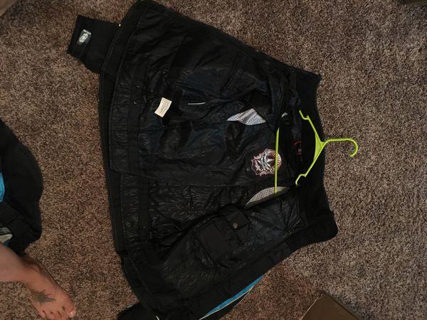 Castle x racewear snowmobile suit (M)