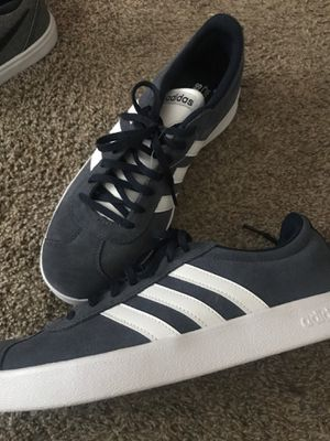 Adidas bluish grey size 10 brand new $40 for Sale in Denver, CO