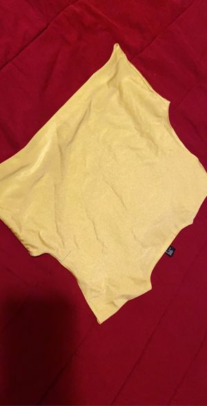 Crop top neon yellow green for Sale in Los Angeles, CA