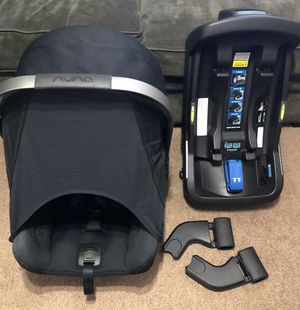 nuna PEPP Stroller & PIPA Car Seat Travel System for Sale in Los Angeles, CA